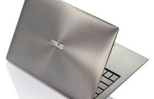 The Asus UX31 comes with a very nice and original design.