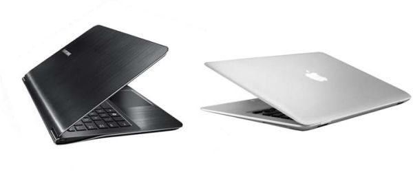 The Series 9 and MacBook Air are the only ultrabooks already available on the market.