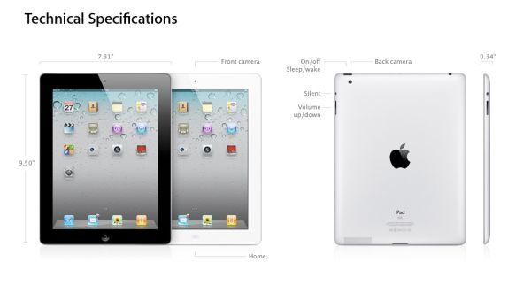 Apple's iPad 2 is by far today's most succesful tablet PC.
