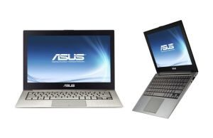 The Asus UX31 is extremely light and thin, no matter how you look at it.