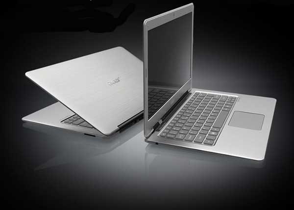 Aside from its low price, the Acer S3 doesn't really have any other aces up its sleeve.