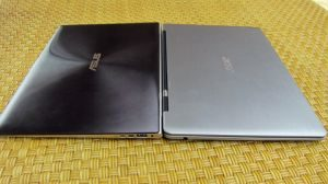 The Asus UX31 looks and feels far more reliable than the Acer Aspire S3.