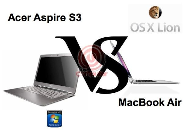 As far as connectivity and software goes, the S3 is a worthy competitor for the MacBook Air.