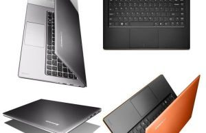The Lenovo U300S looks almost as elegant and solid as the MacBook Air.
