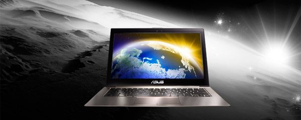 Asus offer several 13-inch ultrabooks with dedicated graphics