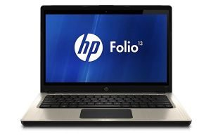 The HP Folio 13 looked pretty good on paper and looks decent enough in reality.