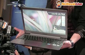The Series 5 ultrabook seems light enough to be carried around on a daily basis.