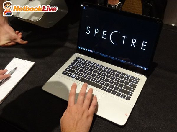 The Envy Spectre has been unveiled and is set to hit the market with a bang.