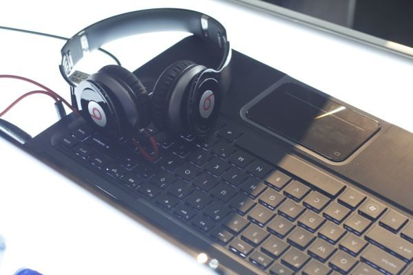 Beats Audio technology and a large, comfortable keyboard. Interested, anyone?