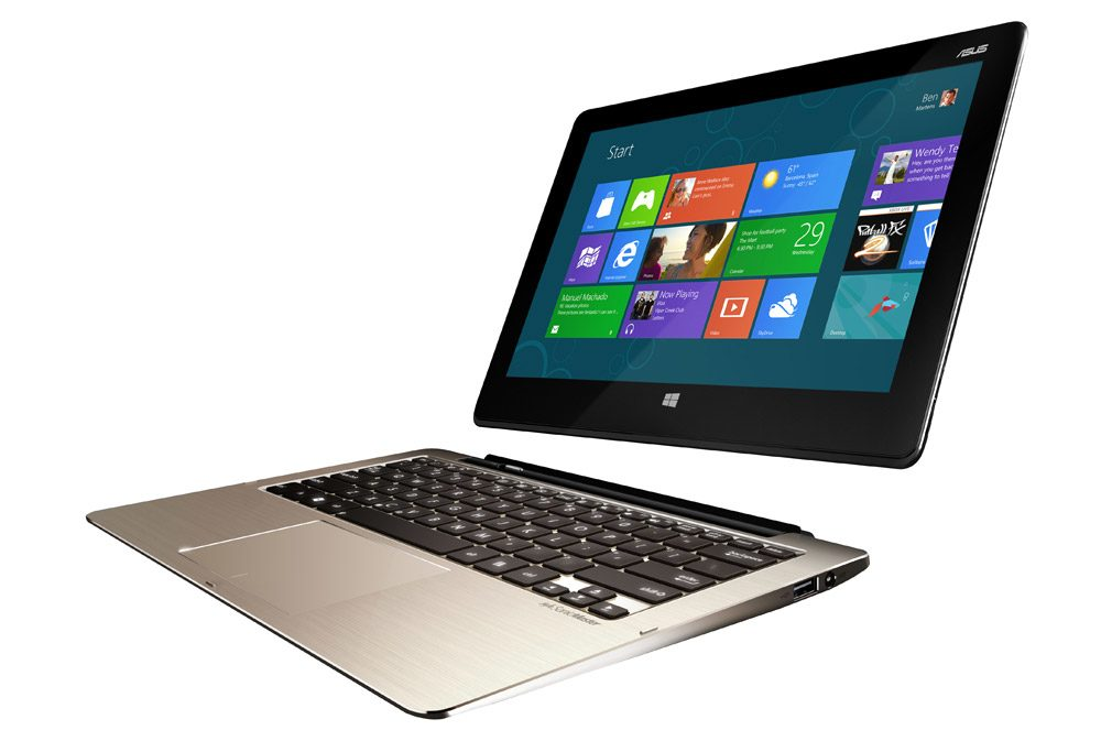 asus transformer books announced powerful ultrabooks