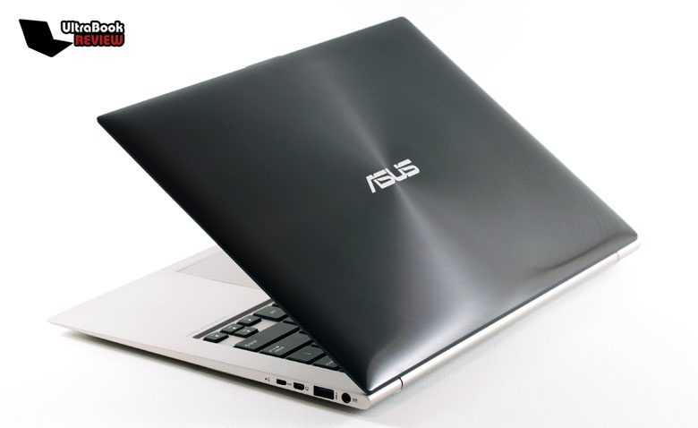 Asus UX31A Zenbook Prime - an astonishing presence
