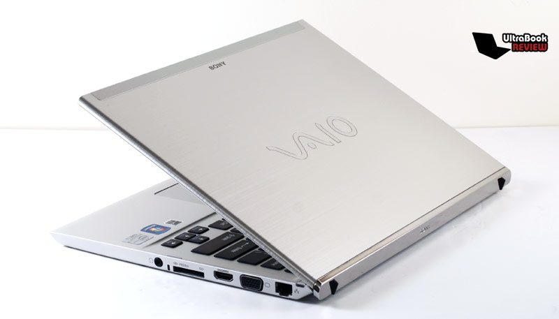 The Sony Vaio T13 is a looker