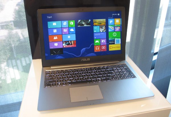 Asus U500 - clearly a Zenbook, just a bit larger