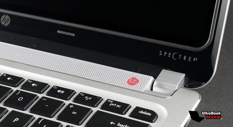 The Spectre XT is a mature and properly put-toghether laptop
