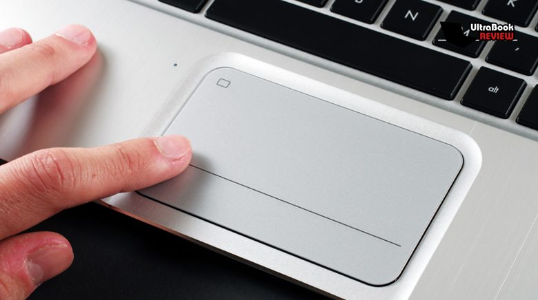 The trackpad is just as good
