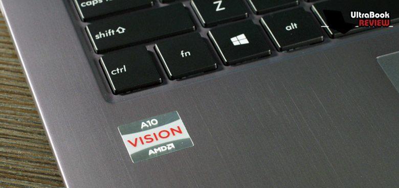 Not an ultrabooks, since it runs on an AMD APU