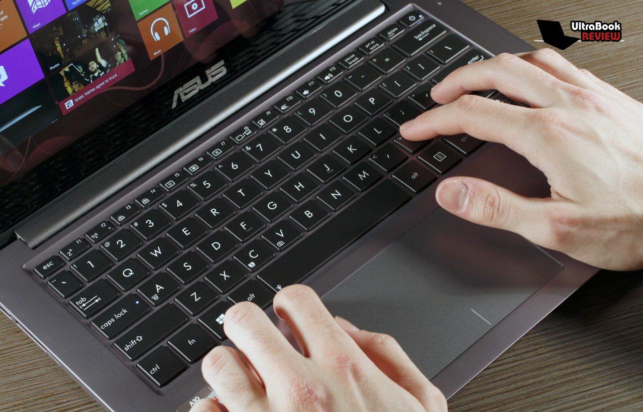 Decent keyboard, a bit too mushy though
