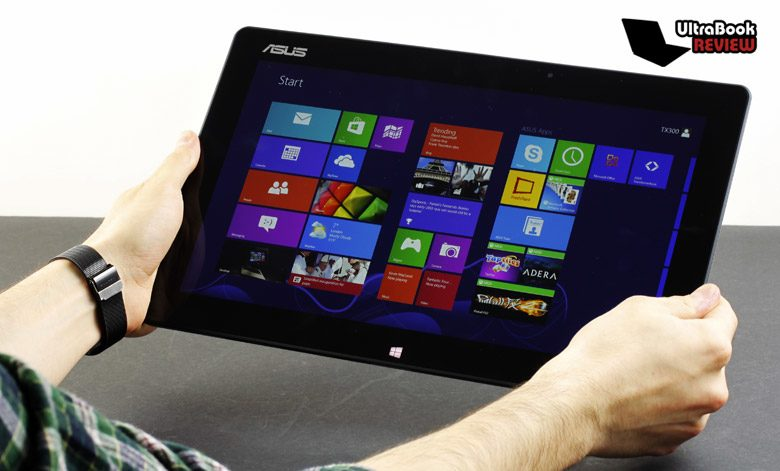 The Transformer Book is not an average tablet