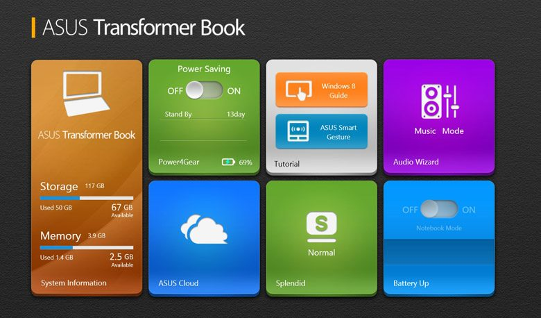 The Transformer Book TX utility