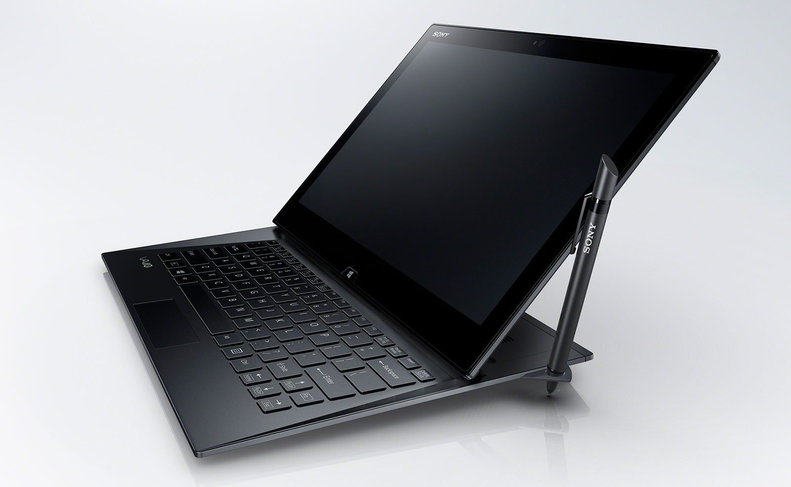 Sony Vaio Duo 13 - still a slider-, but definitely an improved one