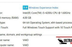 Sony Vaio Pro 13 review - great Haswell business ultrabook