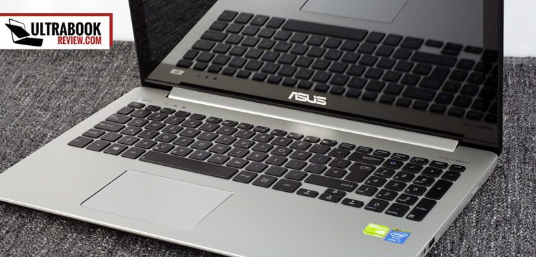 Asus S551LB - sleek, fast and efficient