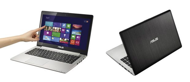 The 14 and 15 inch Asus Vivobooks are very popular these days