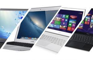 Samsung Ativ Book 9 Plus vs Apple Macbook Air vs Sony Vaio Pro 13 vs Acer Aspire S7