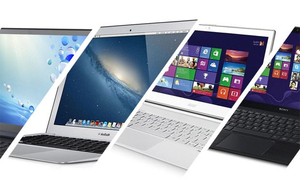 Samsung Ativ Book 9 Plus vs Apple Macbook Air vs Sony Vaio Pro 13 vs Acer Aspire S7