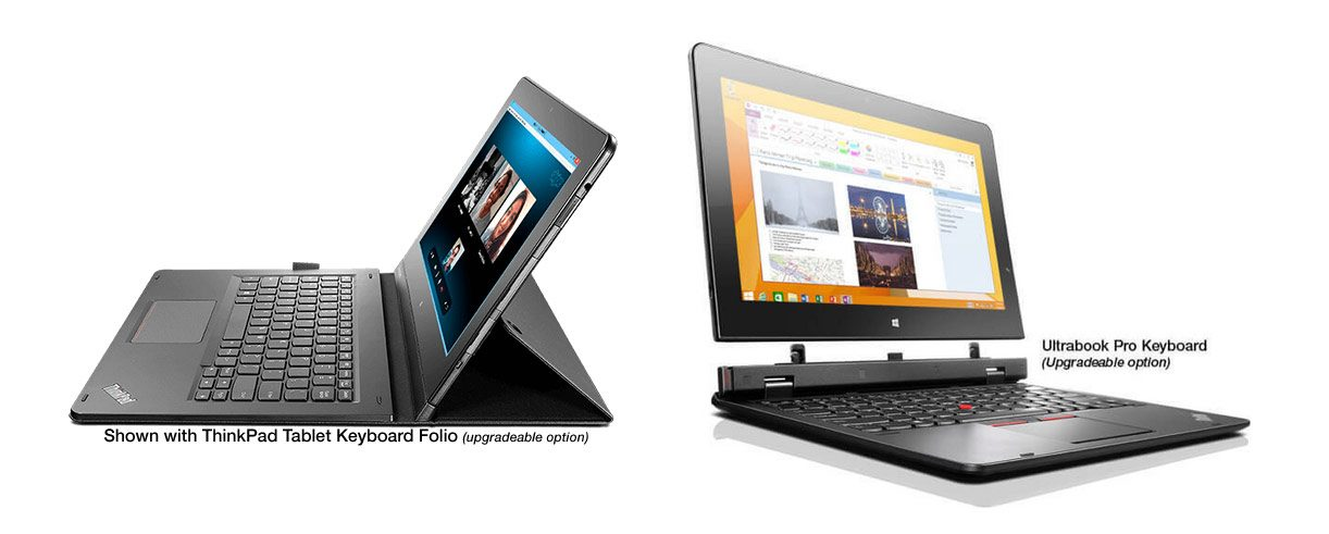 The ThinkPad Helix is a sturdy built detachable with digitizer and pen support, but also a hefty price tag