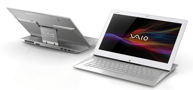 Sony's Vaio Duo 13 convertible ultrabook