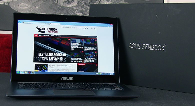 The Asus Zenbook UX302 is the best 13 inch ultrabook with dedicated graphics right now