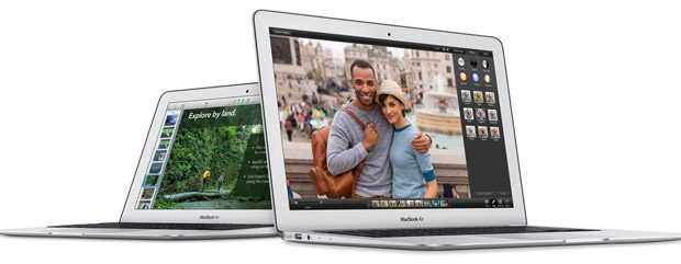 The 2014 Apple Macbook Air - much like before, just faster and more affordable