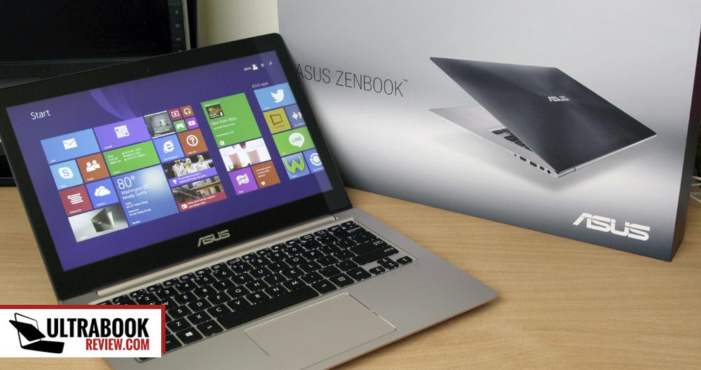 The Asus Zenbook UX303LN packs beastly hardware and top features