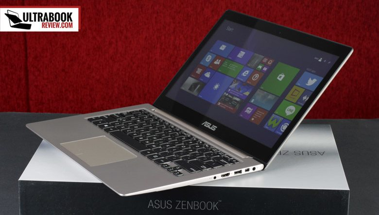 Asus Zenbook UX303LN - the best 13 inch gaming ultrabook of the moment