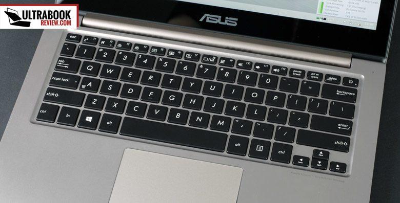 A fairly good keyboard