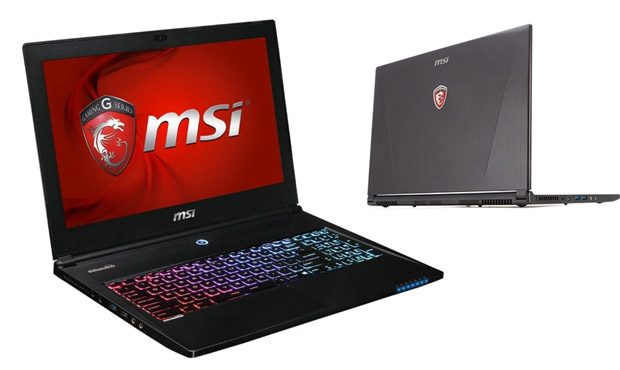 The MSI GS60 packs beastly hardware and top features inside a thin and light body