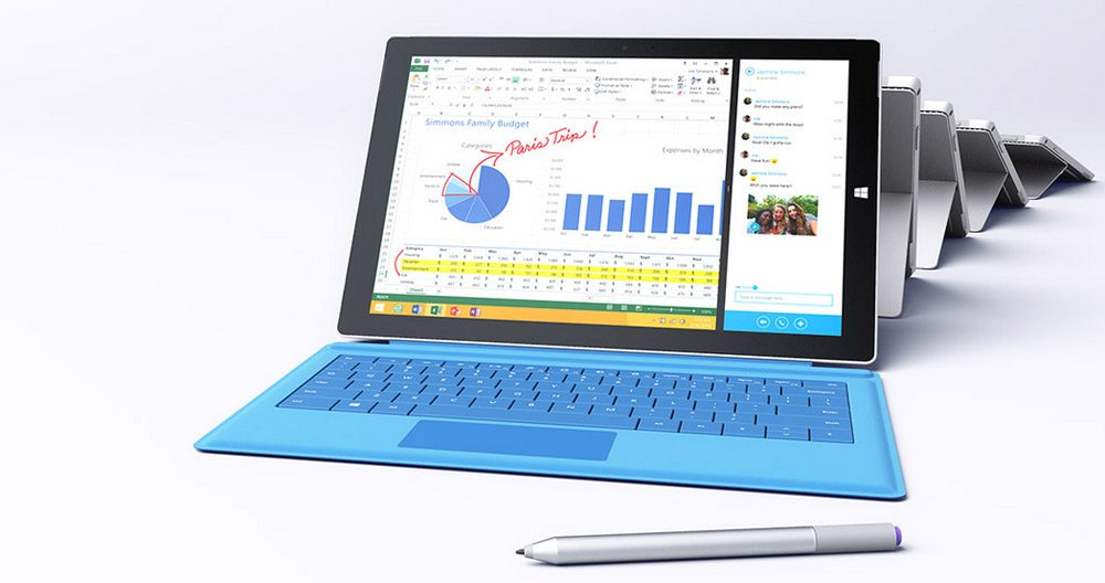 The Surface Pro 3 is more interesting than the previous Surfaces