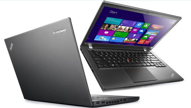The Lenovo THinkPad T440S is a cheaper and slightly bulkier 14 inch business laptop