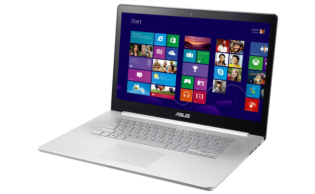 Asus Zenbook NX500 - a sleek and powerful 15 inch ultrabook