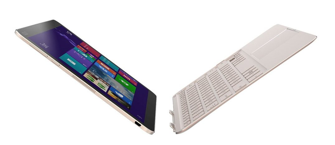 Asus Transformer Book Chi T300 - an incredibly thin Windows running tablet