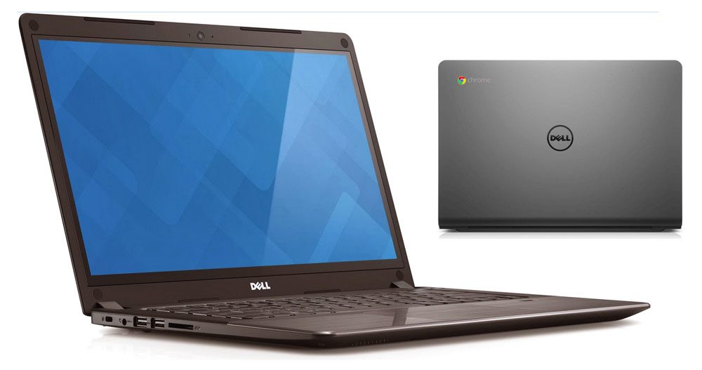 Robust construction and long battery life - the Dell Chromebook 11