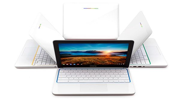 The regular Chromebook: compact, light and affordable