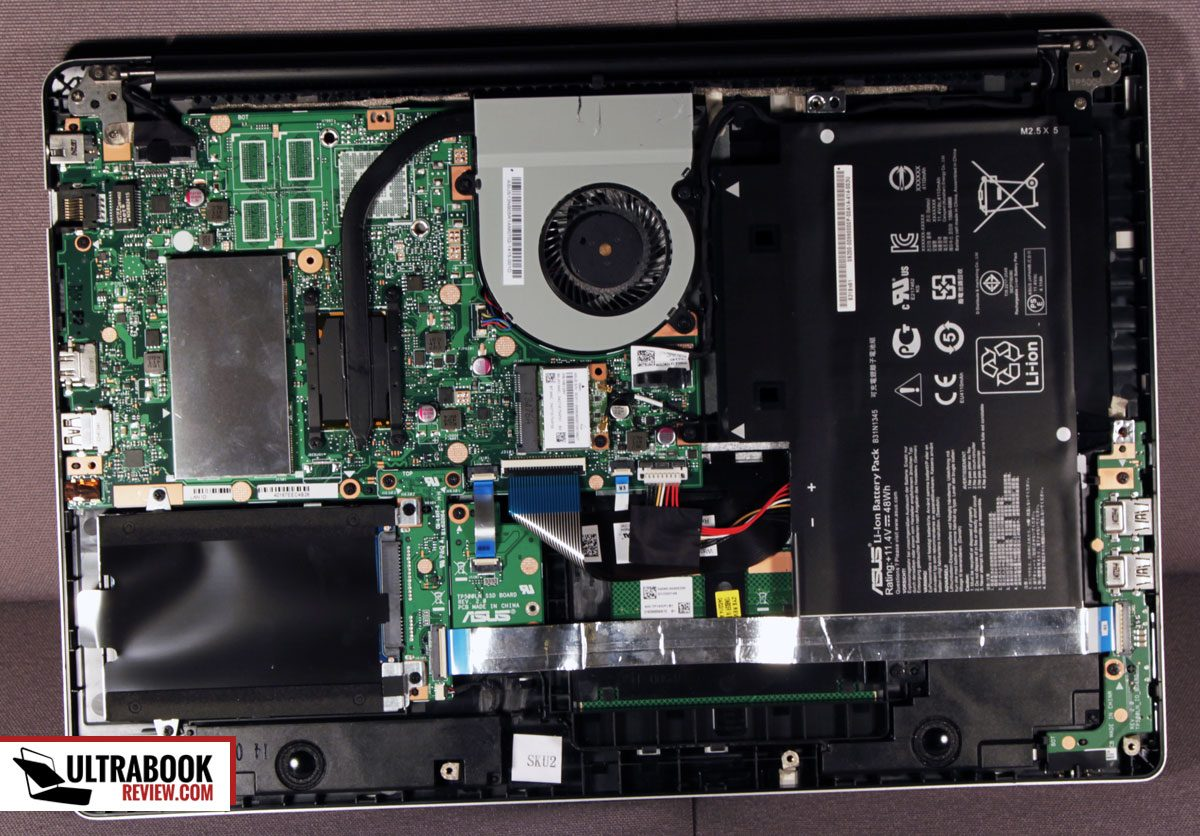 HowTo Upgrade Your ASUS Transformer Flip Book Memory
