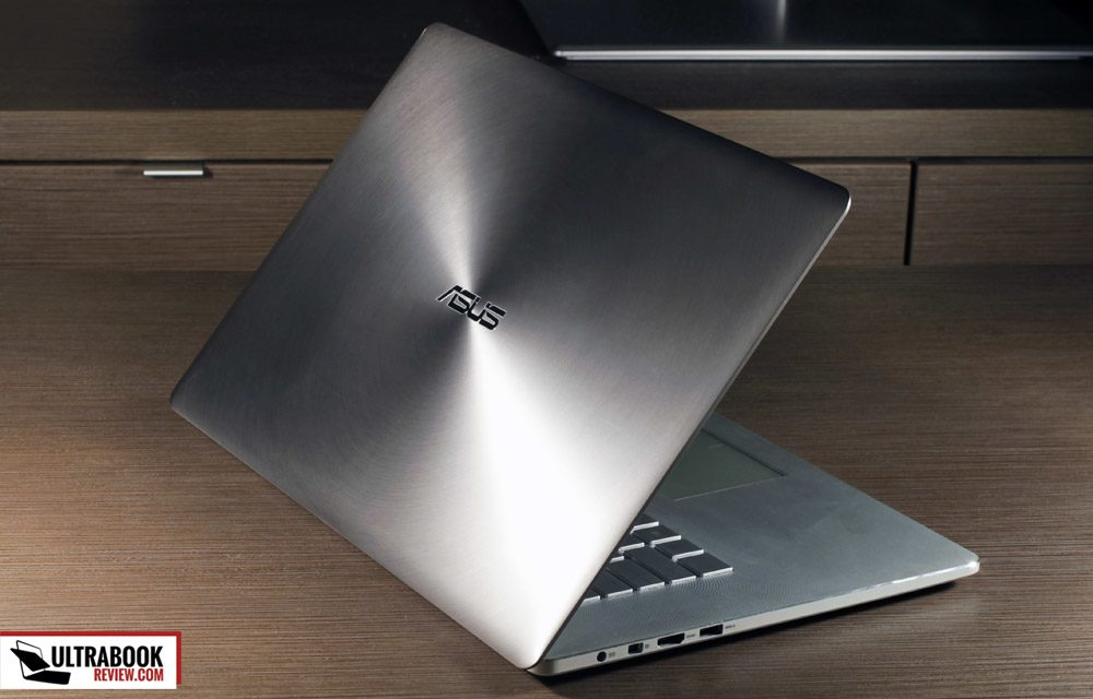 In this post you'll find my initial impressions on the Asus Zenbook NX500