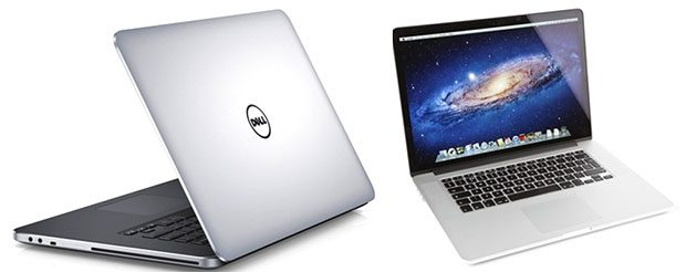 But the Dell XPS 15 and especially the Apple Macbook Pro 15-inch with Retina DIsplay are worthy rivals for this Zenbook