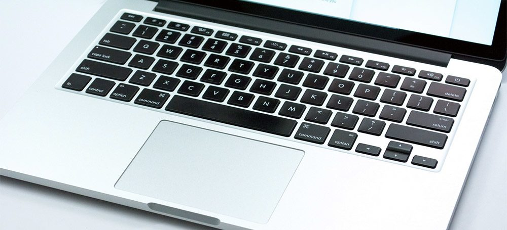 The Macbook Pro offers an overall more enjoyable keyboard and touchpad