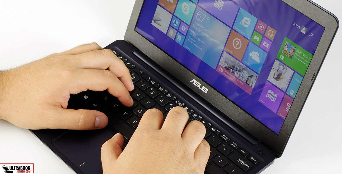 The Asus EeeBook X205TA is a Windows running mini laptop that sells for $199 and offers plenty of features for the money