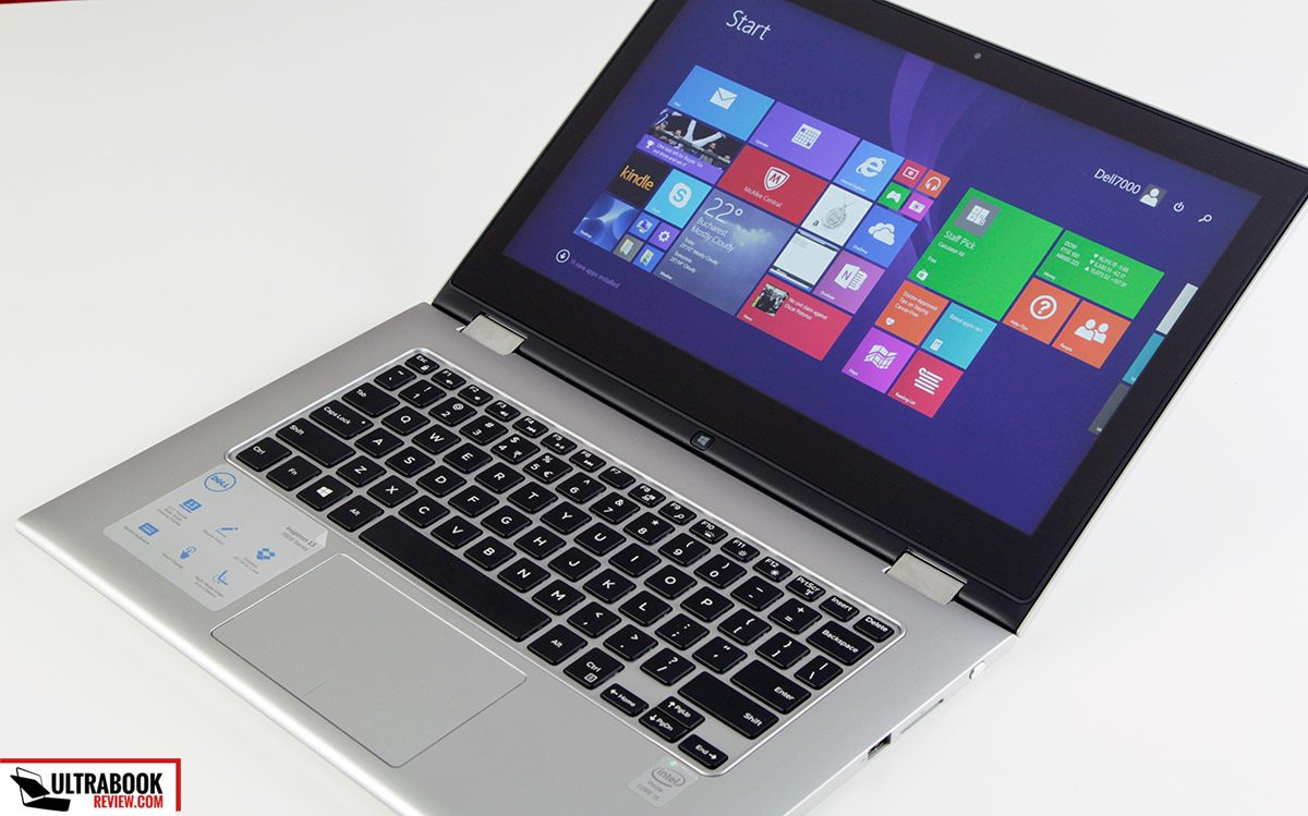 Dell Inspiron 13 7000 7347 Review An Affordable 2 In 1