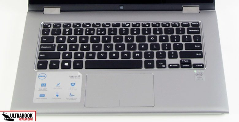 Excellent keyboard, unreliable trackpad